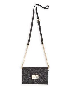 Glitter Crossbody Bag - 1126067443117