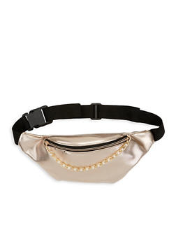 Chain Zip Fanny Pack - 1126067443155