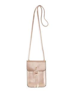 Slim Faux Leather Crossbody Bag 1126067443301