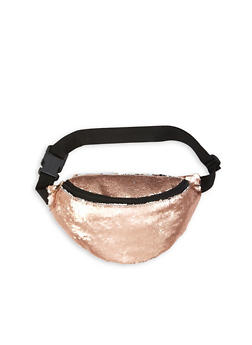 Reversible Sequin Fanny Pack | 1126067445908 - 1126067445908