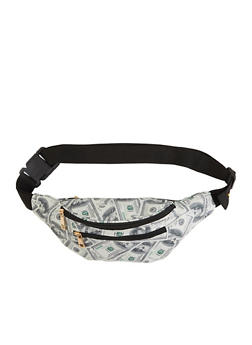 Money Print Fanny Pack - 1126067447778