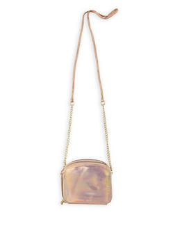 Mini Holographic Crossbody Bag - 1126067447888