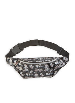 Floral Fanny Pack - 1126067448023