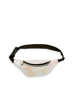 Holographic Scale Fanny Pack - 1126067448101