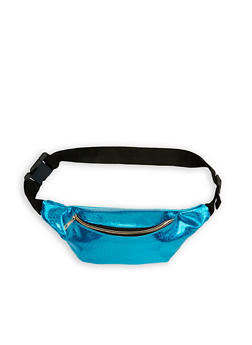 Single Zip Fanny Pack - 1126067448126