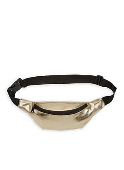 Metallic Fanny Pack - 1126067448131