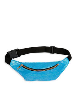 Iridescent Scale Fanny Pack - 1126067448134