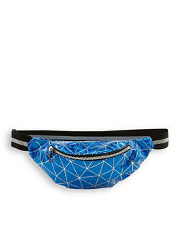 Holographic Prism Fanny Pack - 1126067449026