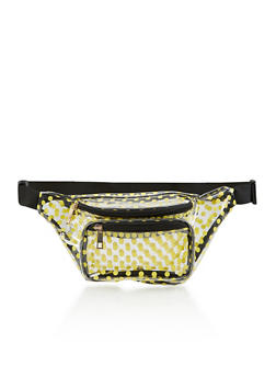 Clear Fanny Packs