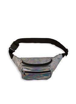 Rainbow Dotted Fanny Pack - 1126067449046