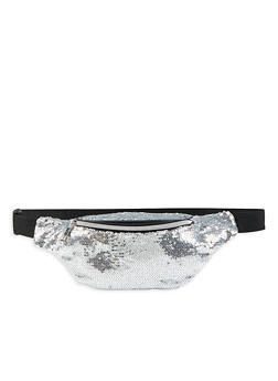 Sequined Fanny Pack - 1126067449066