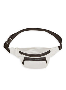 Double Pocket Fanny Pack - 1126067449072