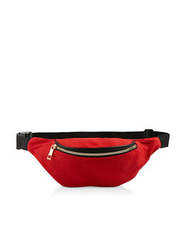 Patterned Fanny Pack - 1126067449222
