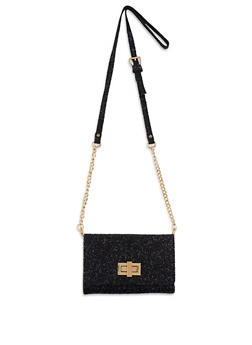Glitter Crossbody Bag | 1126067449554 - 1126067449554