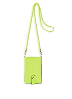 Tabbed Crossbody Pouch - 1126067449950