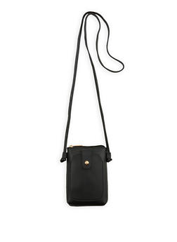 Small Rectangular Crossbody Bag - 1126073896131