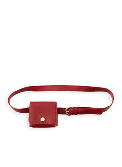 Coin Pouch Belt Bag - 1126073896775