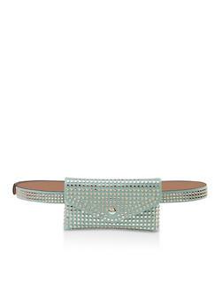 Studded Belt Bag - 1126074392002