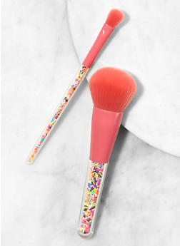 Sprinkle Blush and Shadow Brush Set - 1127056171008