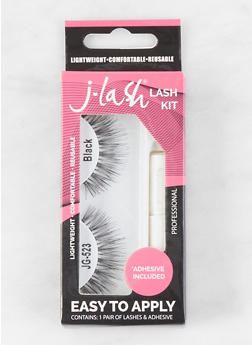 False Eyelash Kit - 1127072025230