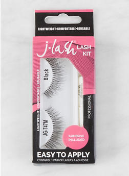 False Eyelash Kit - 1127072027470