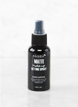 Long Lasting Matte Make Up Setting Spray - 1127072060022