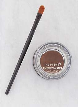 Waterproof Eyebrow Gel with Brush - 1127072063040