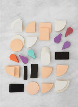 Assorted Cosmetic Sponges - 1127072500170