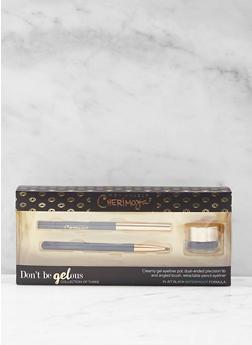 Black Creamy Gel Eyeliner Set - 1127072507794