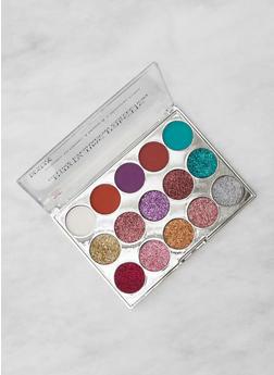 Glitter Eyeshadow Palette - 1127072600801