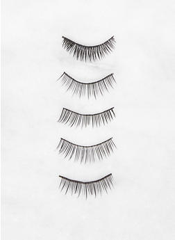 4 Pair False Eyelashes - 1127072601125