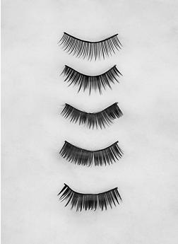 5 Pair False Eyelashes - 1127072601500