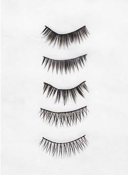 5 Pairs False Eyelashes - 1127072602125