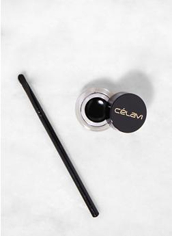 Waterproof Gel Eyeliner - BLACK - 1127073601111