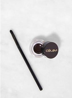 Waterproof Gel Eyeliner - BROWN - 1127073601111