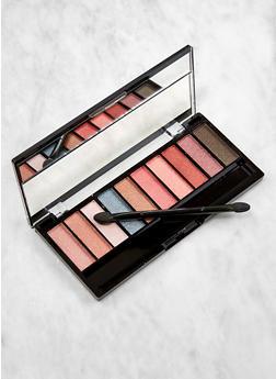 Shimmer Eyeshadow Palette - 1127073601113