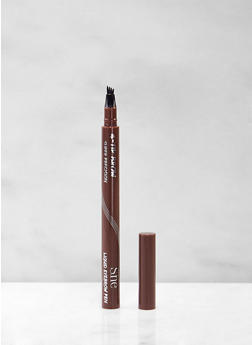 Brown 4 Tip Precision Liquid Eyebrow Pen - 1127075895555