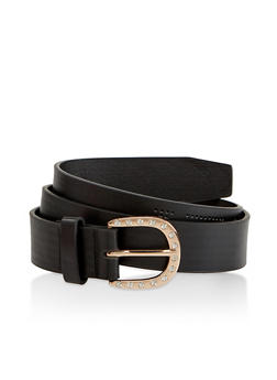 Perforated Trust No 1 Graphic Belt - 1128074500421