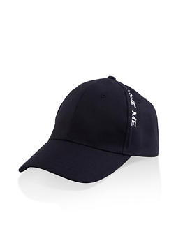 Love Me Embroidered Baseball Cap - 1129074399999