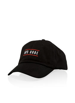 90s Babe Embroidered Baseball Cap - 1129074506116