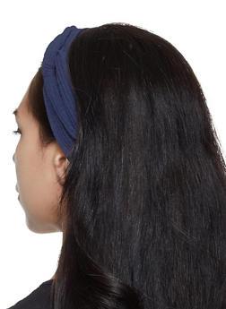 Ribbed Head Wrap - 1131062819158