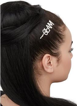 Glam Rhinestone Bobby Pin - 1131063090211