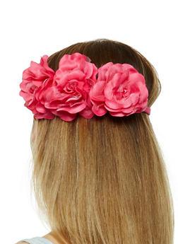 Stretch Flower Headband - 1131063093003