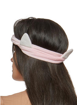 Plush Ear Headwrap - 1131063098011