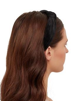 Knot Detail Headband - 1131065196247