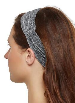 Lurex Head Wrap - 1131071210237