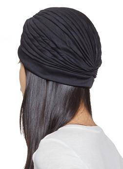 Twist Front Turban Headwrap - 1131074171274