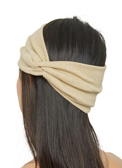 Twist Front Headwrap - 1131074171314