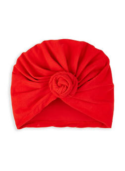 Knot Front Headwrap - 1131074173430
