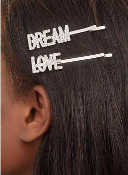 Love Dream Bobby Pins - 1131075954444
